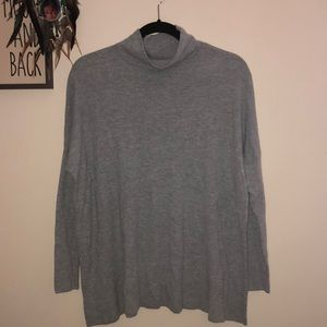 Lou & Grey long sleeve knit shirt XS (EUC)